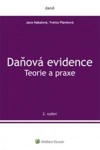 Daňová evidence - Teorie a praxe (E-kniha)