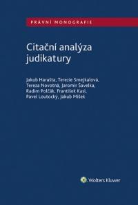 Citační analýza judikatury