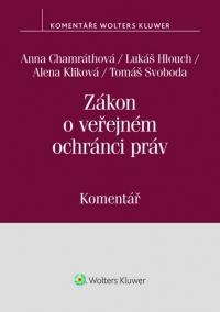 Zákon o veřejném ochránci práv (zák. č. 349/1999 Sb.). Komentář (Balíček - Tištěná kniha + E-kniha Smarteca)