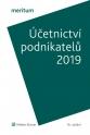 MERITUM Účetnictví podnikatelů 2019 (Balíček - Tištěná kniha + E-kniha Smarteca)