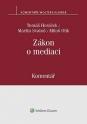 Zákon o mediaci (č. 202/2012 Sb.) - Komentář (E-kniha)