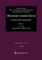 Občanské soudní řízení. Soudcovský komentář. Kniha I (§ 1 až 78g o. s. ř.) - 3. vydání (E-kniha)