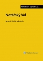Notářský řád (č. 358/1992 Sb.) - praktický komentář (Balíček - Tištěná kniha + E-kniha Smarteca + soubory ke stažení)