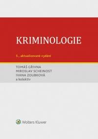 Kriminologie – 5. aktualizované vydání (E-kniha)