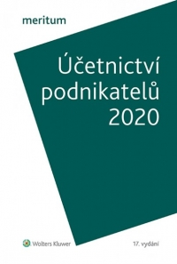 MERITUM Účetnictví podnikatelů 2020 (Balíček - Tištěná kniha + E-kniha Smarteca)