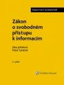 Zákon o svobodném přístupu k informacím (č. 106/1999 Sb.). Praktický komentář. 2. vydání (Balíček - Tištěná kniha + E-kniha Smarteca + soubory ke stažení)