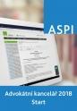 ASPI Advokátní kancelář 2018 Start (Online)