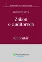 Zákon o auditorech. Komentář