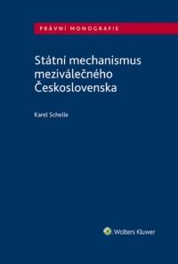 Státní mechanismus meziválečného Československa (Balíček - Tištěná kniha + E-kniha Smarteca + soubory ke stažení)