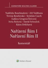 Nařízení Řím I, Nařízení Řím II. Komentář