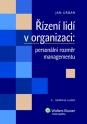 Řízení lidí v organizaci: personální rozměr managementu (E-kniha)