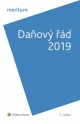 meritum Daňový řád 2019 (Balíček - Tištěná kniha + E-kniha Smarteca)