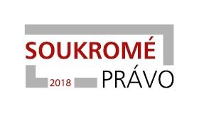 Soukromé právo Praha 2018