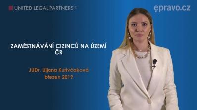 Zaměstnávání cizinců na území ČR