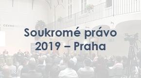 Soukromé právo 2019 - Praha