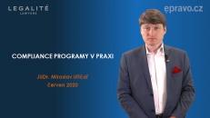 Compliance programy v praxi