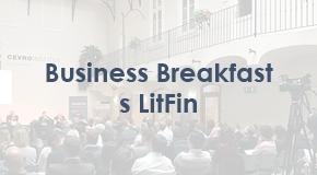 Business Breakfast s LitFin - Financování soudních sporů v regionu CEE