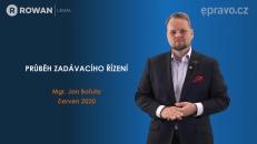 ZZVZ - Průběh zadávacího řízení