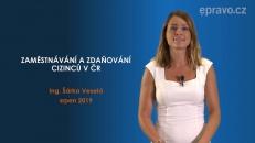 Zaměstnávání a zdaňování cizinců v ČR